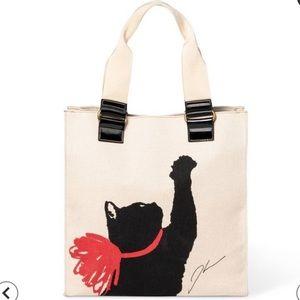 Jason Wu Milu Cat Print Tote